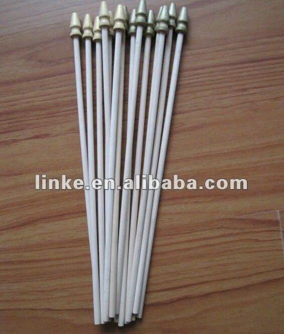 Chevilles en bois pour Drapeau pôle ou Artisanat bâton ou Rapière