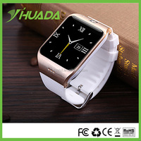 2015 new wholesale waterproof risistant bluetooth multifunctional wrist smart watch for Ios and Android phone
