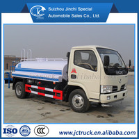 2000L Water Spraying Truck Dongfeng small water delivery truck manufacturer