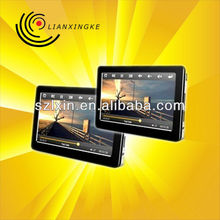 2012 latest 4.3 inch touch screen portable multimedia mp5 player