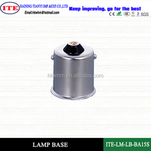 ROHS approved BA15S lamp cap