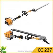 Kawasaki engine,26.3cc garden tools / extendable hedge trimmer