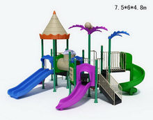 Design/promotional/playground equipment swing and slide