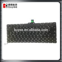 para macbook teclado a1278italia de distribución de teclado de repuesto
