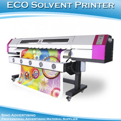 1.6m/1.8m/2.1m/2.5m /3.2m DX5 Print Head Galaxy Eco Solvent Printer