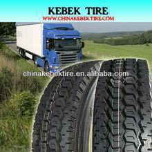Radial Truck Tyre 11R22.5 11R24.5 KebekTBR High performance