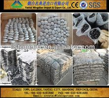 landscaping stones basalt rock with free packing