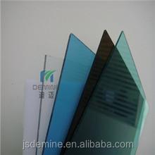 Lexan Polycarbonate sheet ten years not deformed / long time no deformation