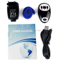 TL201 GPS Personal Mini Tracker Listen in and supporting two-way communication