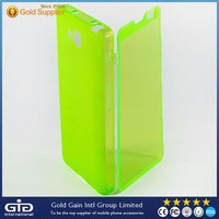 [GGIT] Colored TPU Flip Touch Screen Protector Case Touch Type Protective Cover for LG D605