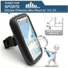360 degree waterproof bike mount holder,bicyle Waterproof Car phone Holder
