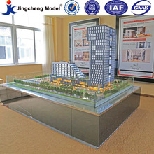 architectural model making for exhibition show superior quality plastic model architecture building scale model