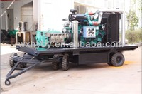 1450Bar diesel driven Coal and Mine high pressure cleaner