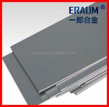 Invar 36 UNS K93600 4J36 bright sheet/plate