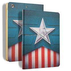 High Qulity Hot Selling Flip Leather Tablet Case smart case for ipad mini flip case