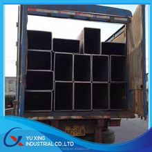 Supplier ss400 square pipe/Good ss400 carbon steel square tube/High quality ss400 large diameter