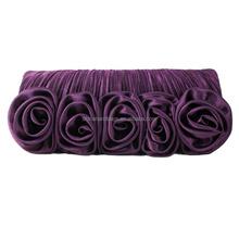 Rose flower women hand bags