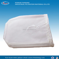 China Waterproof PP Filter Fabric Bag Workshop