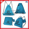 Custom Wholesale Cheap Promotional Nylon Drawstring Bag