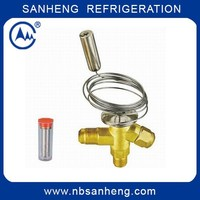 Internal Equalization Thermal Expansion Valve with Exchangeable Orifice for R12 R134A R22 etc of ST2