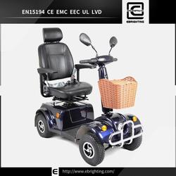 IO HAWK Double seat BRI-S01 adult electric scooter for old people
