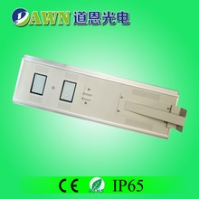 60W best selling china factory price integrated all in one solar led street light Single Led Light Bead
