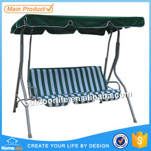 Wholesale promotion balcony swing chair, adult swing seat, porch swing chair
