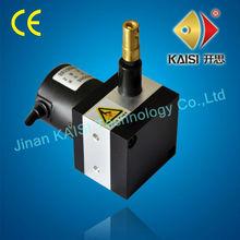 Carrera rang 0 - 600 mm y 4-20mA actual KS18-600-420 KAISI lineal del potenciómetro del sensor
