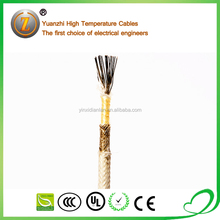 multi core fire resistant copper wire cable used for drying room