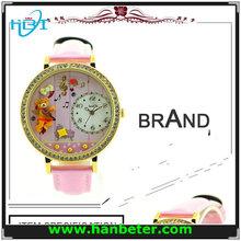 Hot selling stylish girls quartz wrist watch fit all size of wrist