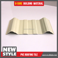 Manufacturer housetop light weight spanish tile roof