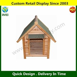 Dog House Outdoor / Indoor Wooden Dog House YM5-586