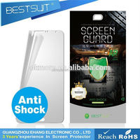 High anti shock screen protector for samsung c3530