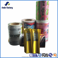 Laminated ice cream packaging film/popsicle packaging film