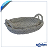 wholesale white wash willow basket