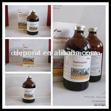 Depond oxitetraciclina clorhidrato de inyección 10% veterinaria