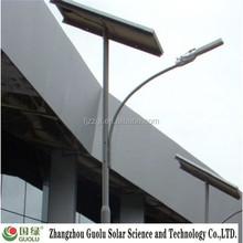 Hybird Solar Wind Single arm cost of solar panel installation CE Rohs IP65 streets light