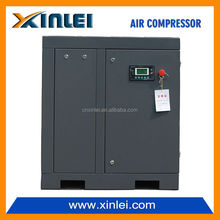 big screw air compressor 100HP CCAM100A-A1 direct drive 8 bar 75kw 380V 50HZ