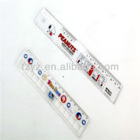 Heat Transfer Print Label for Rulers