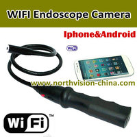 infrared snake camera with wifi for iphone/ipad/android