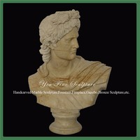 Hot Sale Indoor Decorative Apollo Marble Bust