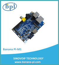 1GB Dual-Core A20 Allwinner Banana Pi development board better off Raspberry Pi