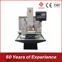 metal ridigity high small cnc milling machine for sale