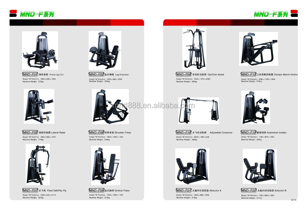 Factory Abductor B commercial gym equipment/wholesale fitness equipment /fitness machines