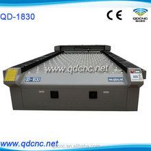 Grande incisore laser per vetro/disegno speciale per incisione su vetro qd-1830 con ce