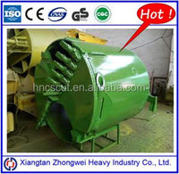 Caulked Rock Double-bottom Bucket, sand bucket, Hot Sale Drill Bucket For Piling Machine