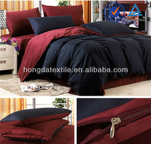 100% cotton brushed Microfiber bed sheets