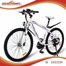 Sobowo S2-6 28 inch Cruise Mid Motor Fishing ELectric Bike