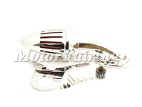 Air Filter For Shadow Aero 750 (ALL Years) Motorcycle accessories Chromed Spike Air Cleaner kits