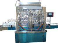 Automatic bottle milk filling machine